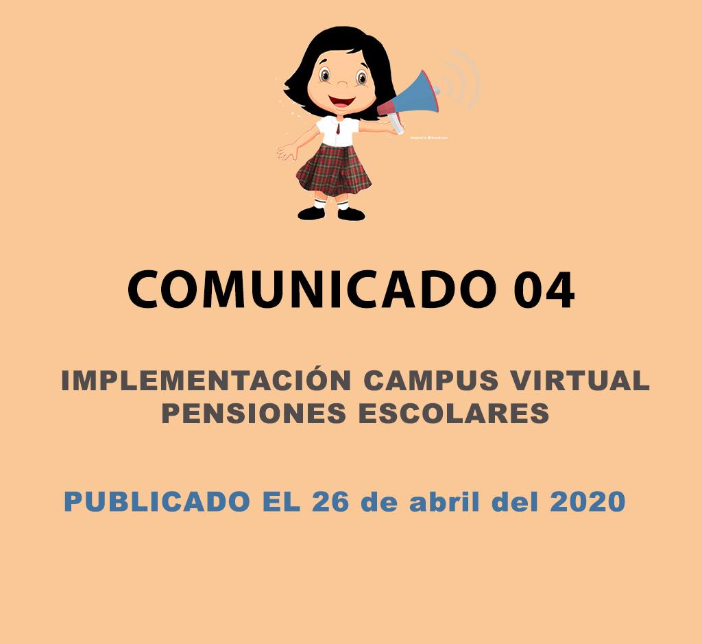 comunicado 04-20